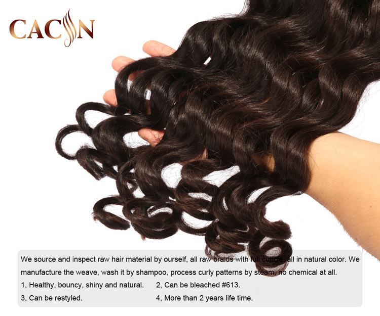 Alley express mink virgin malaysian wet and wavy hair weave,95gram-100gram Weight and Yes Virgin Hair