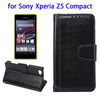 Photo Frame Flip Leather Case for Sony Xperia Z5 Compact / Z5 Mini