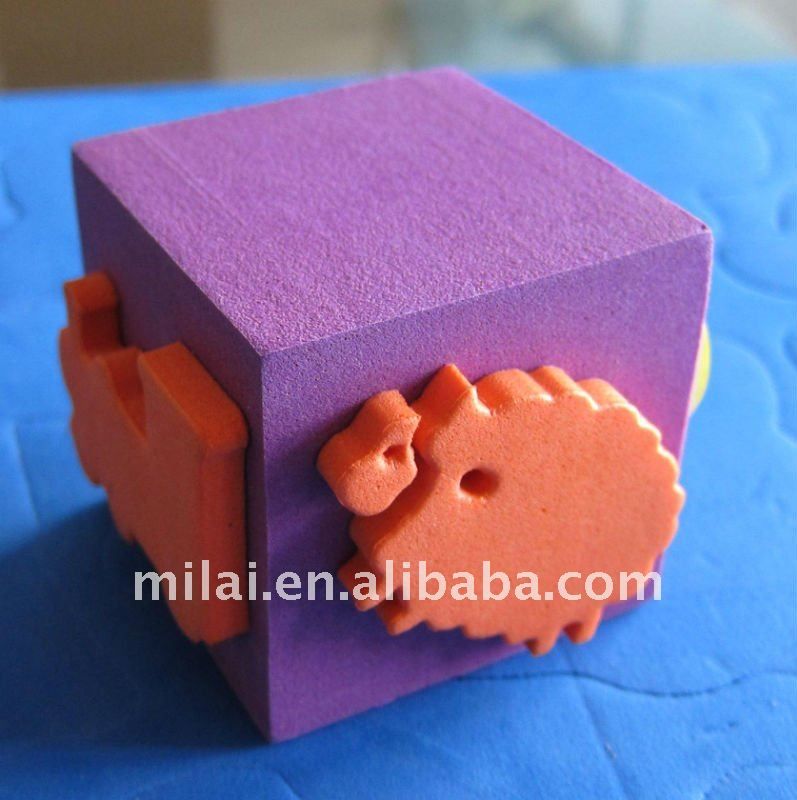 children EVA foam stamper