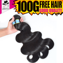 new products Remy natural hair extension,hair weft,Unprocessed cheap 5A top quality virgin body wave brazilian hair bundles