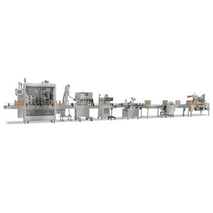 China price PLC control quality automatic carbonated beverage filling machine used in liquid