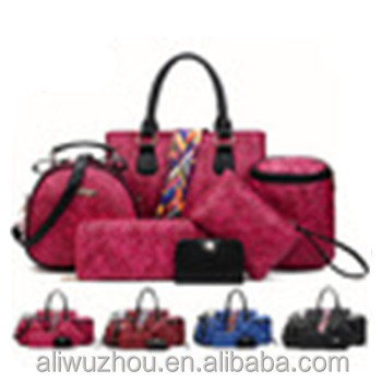 Online Ping Bag Taobao Alibaba China Supplier Leather Woman Bags Handbags Las Factory From