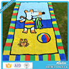 best selling products cotton reactive printing motorbike beach towel