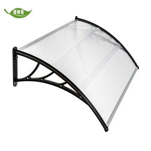 2018 new fashion retractable door awnings, door awnings lowes, glass canopy wholesale