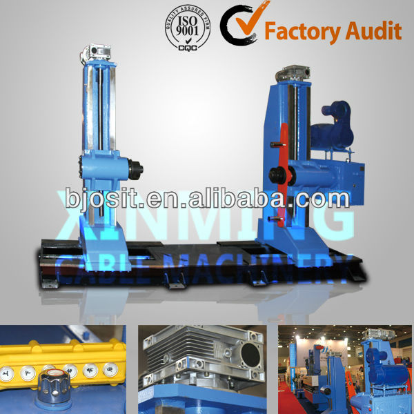power cable making machinery - pintle pay off and take up machine