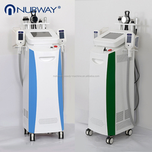 Professional liposuction cool tech fat freeze cryolipolysis machine with treatment handles