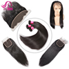 wholesale 100 Human Hair Mink Brazilian Hair Product Bundles, Raw Unprocessed Natural Color Indian Cuticle Aligned Hair