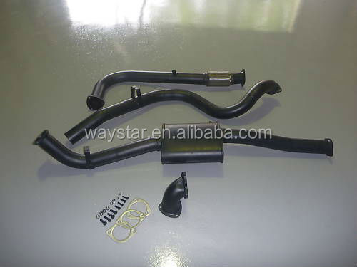 Exhaust Systems For Nissan Patrol Td42 Buy Td42nissan Td42exhaust System: Patrol Exhaust Systems At Woreks.co