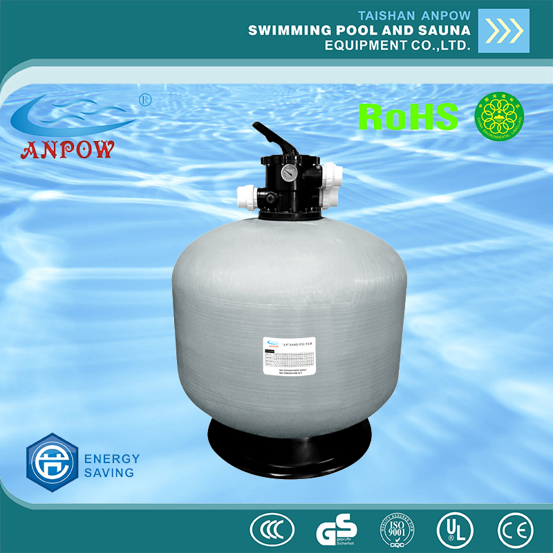top mounted 1200mm fiberglass plastic Reinforced Fibre GRP FRP sand filter cylinder for swimming pool para piscina Filtros