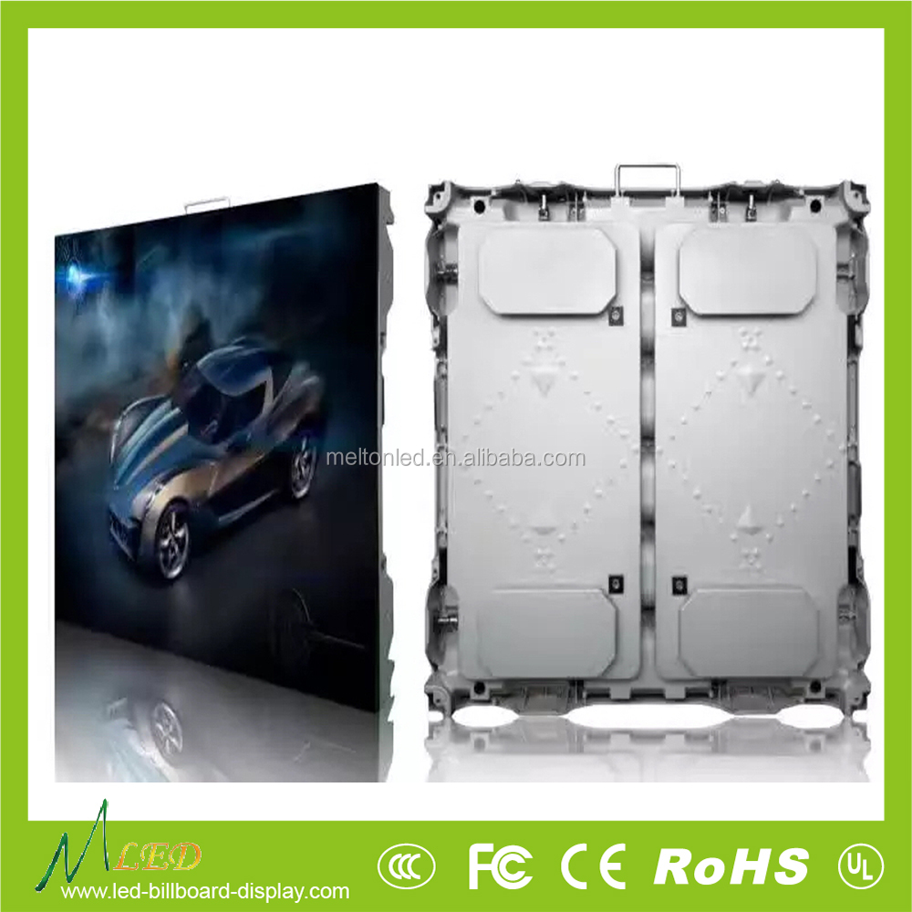Di colore completo dell'interno tv pannello P2 P2.5 P3 P4 P5 P6 parete video a led/colore completo dell'interno P6 led display/ P6 dell'interno ha condotto il pannello