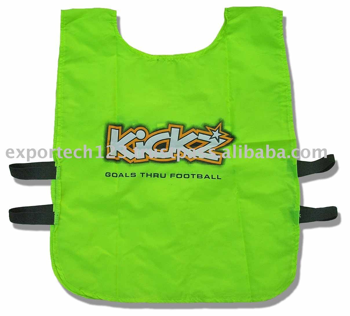 Polyester Sports Training Bibs