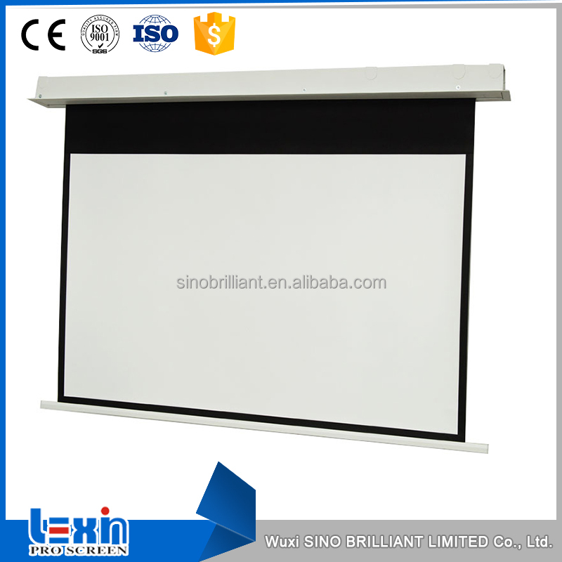 China Manufacturer 400 Inch Fast Fold Projection Screen