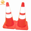 Durable Quality Traffic Road 28 inch PVC Safety Cone