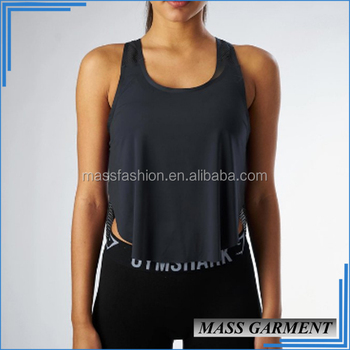 e711ae2d5df4f Hot Sexy Workout Womens Loose Fit Blank Tank Top In Bulk - Buy ...
