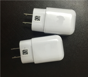 for LG MObile Phone Travel Wall Charger Original MCS-04 5V-3A Charger Adapter