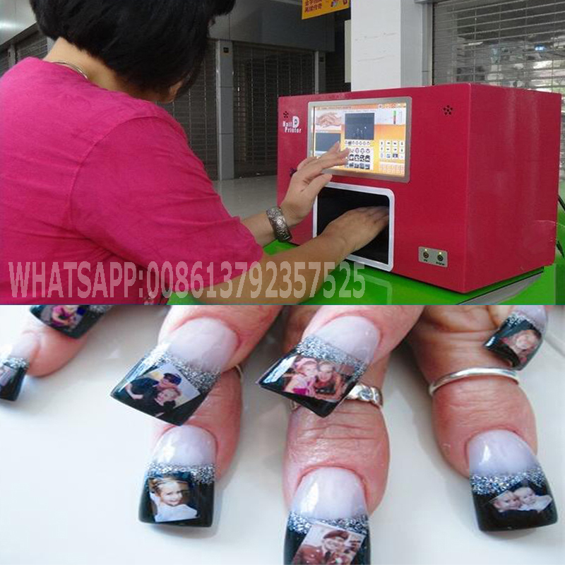 2015 Best Quality Lowe Price Nail Printing Machine CE