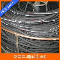 Design promotional slicone vacuum rubber hose
