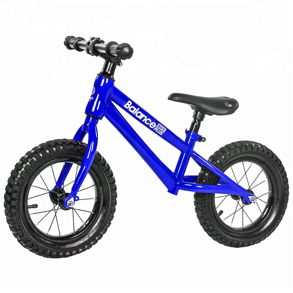 China Manufacture Custom LOGO foot pushed no pedal balance <strong>bike</strong> for boys and girls