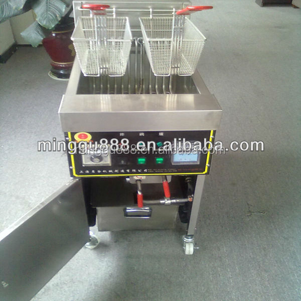 New Products Snack Foods Machine /Industrial Deep Fryer