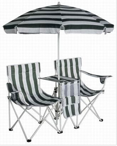 51c4d47fa4 Kids Double Beach Chair with Umbrella