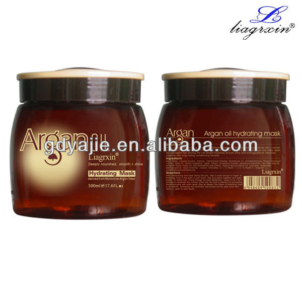 Best treatment hair mask with argan oil for hair become Nourished and moisture
