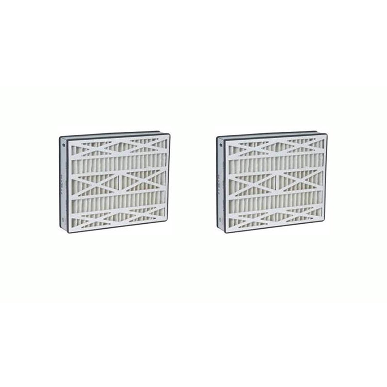 2 Lennox 20x25x5 Merv 8 Replacement Air Filters Fit X6673