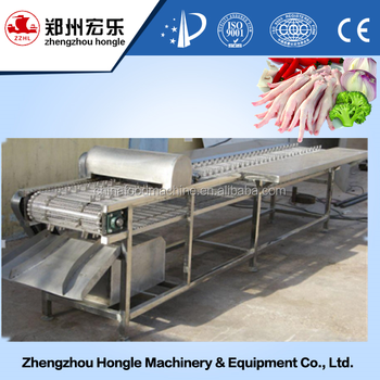 Specialized Industrial Frozen Chicken Feet Cutter/chicken Paw Cutting Machine Price