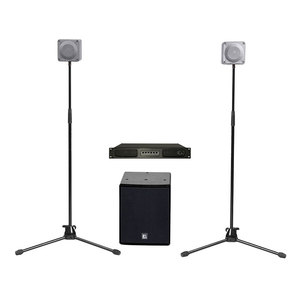 Zsound 10 inch full range speakers + professional audio conference speaker system