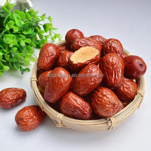 natural dry red dates chinese sweet dried dates