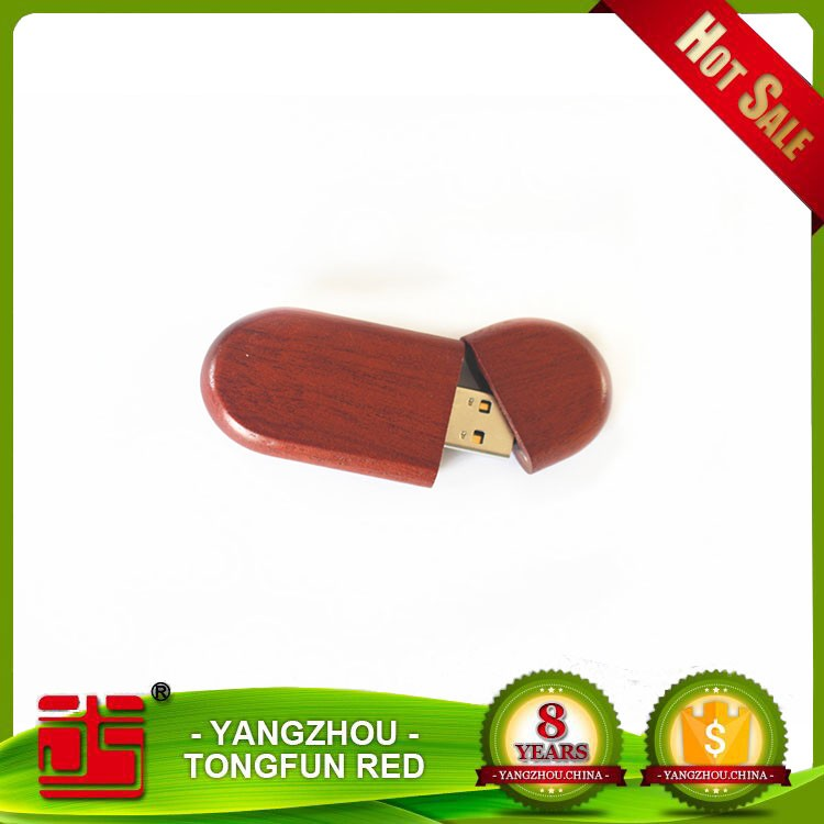 Cheap wood usb bamboo usb flash memory promotion