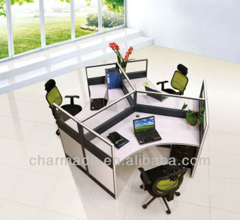Office partiton m4 new standard sizes for 3 person for Couch 6 personen