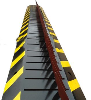 EXW price high quality heavy duty the hardest truck tire killer , tyre damager barrier in China