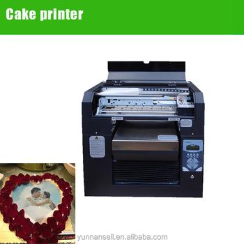 A3 Cake Printer Diy Edible Chocolate 3d Printer,3d Printer ...