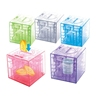 New design Maze ball game tweakcube puzzle money save bank game plastic piggy