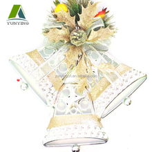 large plastic christmas bells large plastic christmas bells suppliers and manufacturers at alibabacom - Large Plastic Christmas Bell Decorations