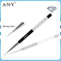 ANY Nail Art Beauty Drawing Fine Skinny Hair Micropaint Nail Polish Applicator Brush