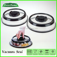 Colorful vacuum food sealer/vacuum forming plastic cover