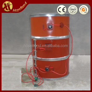 Silicone Oil drum heater with digital temperature controller