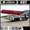 China Top Brand XCMG Concrete Boom Pump Truck HB37