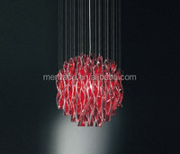 big modern chandeliers ceiling lamp for hotel decoration
