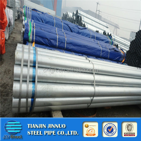 BS1387 electro galvanizing tube 4 inches in alibaba suppliers