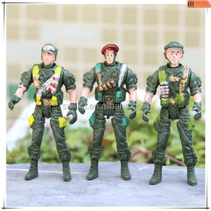 OEM action figure 1/6 movable , OEM promotional figure printing machine