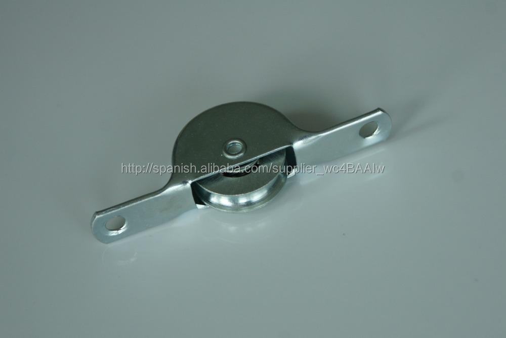Ruedas para puertas correderas de armario rodamientos de - Sistemas de puertas correderas para armarios ...