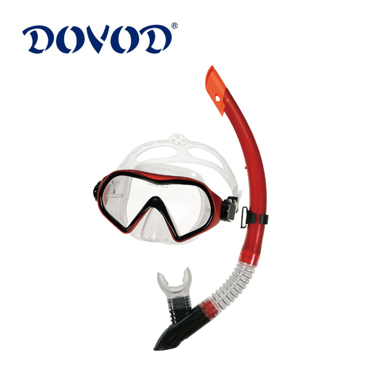 Commercio all'ingrosso Del Silicone o PVC Materiale Scuba Attrezzatura Subacquea Set Mascherina di Immersione Subacquea Snorkel Snorkeling Set per Adulti