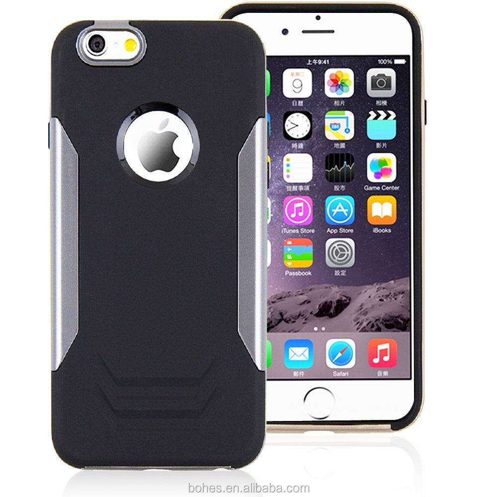Best selling hot Chinese products blade Amor case cover for iphone6