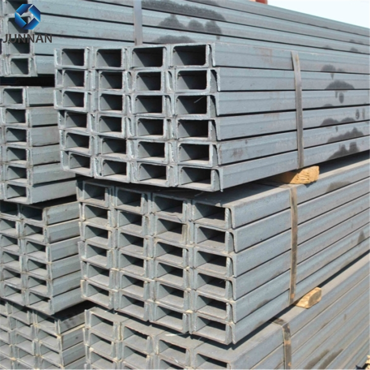 Mild steel U Channel Shape and AISI,ASTM,GB,JIS Standard u beam steel channel steel sizes