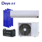 100% Solar Powered air conditioner, frequency conversion conditioning,Pure DC 48V power supply,24000btu,Cooling and Heating