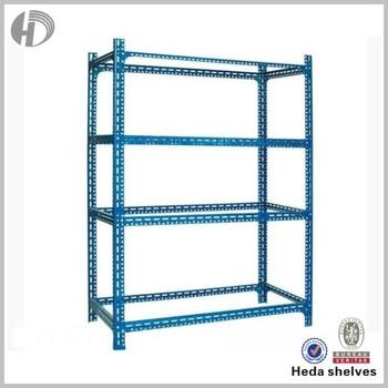 300KG Rustless Rug Rack Metal Warehouse Storage Rack