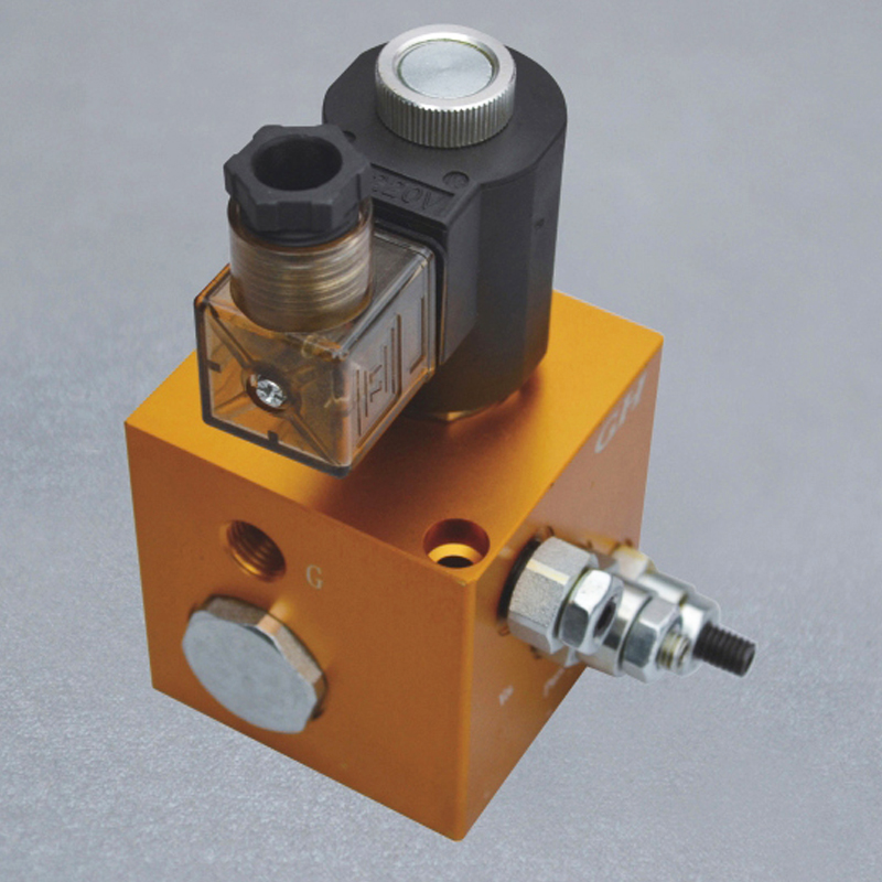 H100l Hydraulic Solenoid Valve Manifold Block - Buy Hydraulic Block  Lifter,Hydraulic Solenoid Valve Manifold Block,Manifold Block Product on