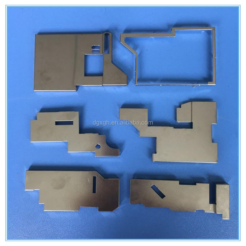 China supplier RF/EMI stamping shielding case,oem stamping rf shielding case